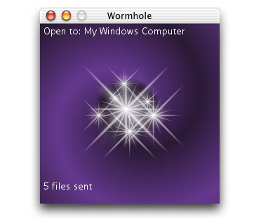 Crystal Fire Wormhole