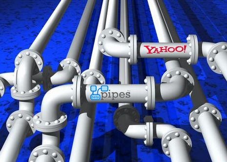 Beyond NewsMastering: Yahoo! Pipes Is The Internet RSS Remixer ...