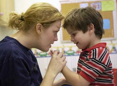 autism teacher