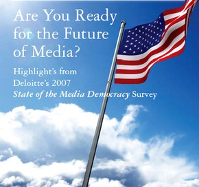 deloitte «State of the Media Democracy»