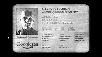 Googlezon id card